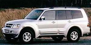 2001 Mitsubishi Montero Wheel and Rim Size - iSeeCars com
