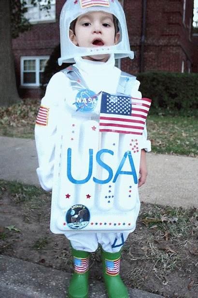 Astronaut Costume Diy Costumes Halloween Cool Kid