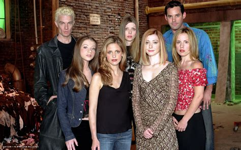 buffy  vampire slayer tv series show hd widescreen