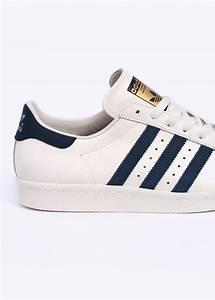 adidas Originals Superstar 80s Vintage Deluxe Trainers