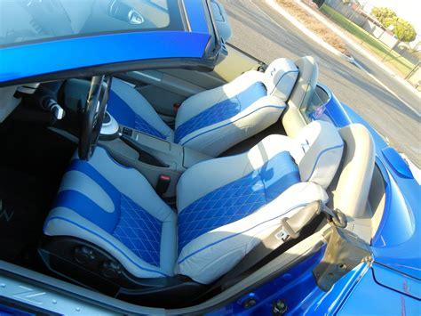 nissan  genuine leather seat covers custom