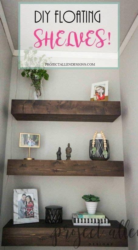 diy floating shelves floating shelves hogar deco