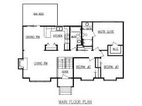 design lines inc plan 1728 split level