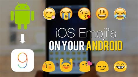 android iphone emoji how to get iphone emojis on android without root 10073