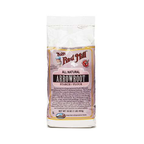 arrowroot powder arrowroot starch flour by bob s red mill thrive market