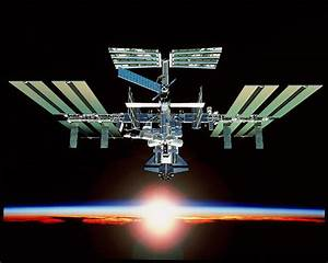 International Space Station Photograph by Nasa