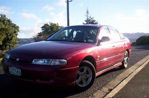 1996 Mazda 626 - Overview