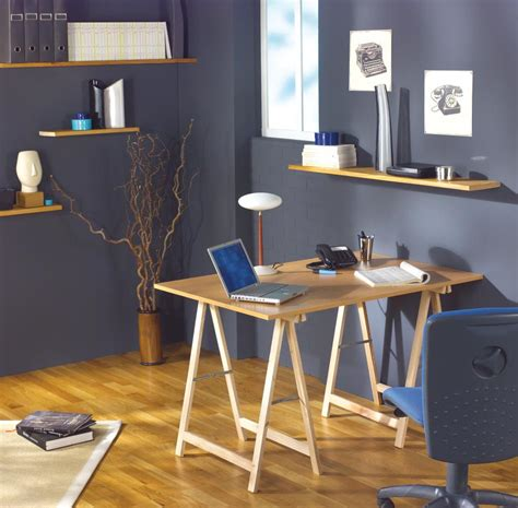 bureau travail beautiful idee deco bureau maison contemporary awesome
