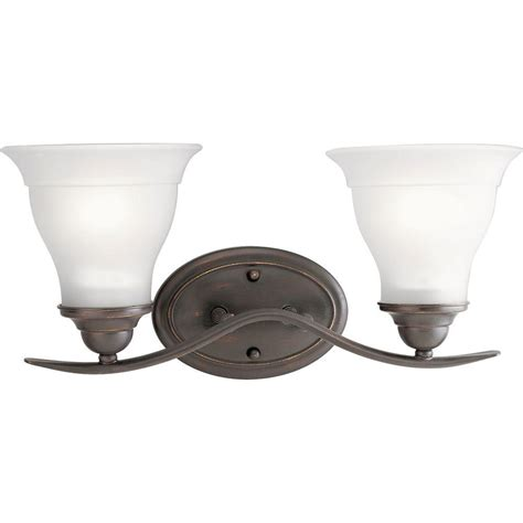 progress lighting trinity collection progress lighting trinity collection 2 light antique