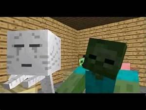 QuotCube Landquot A Minecraft Music Video An Original Song