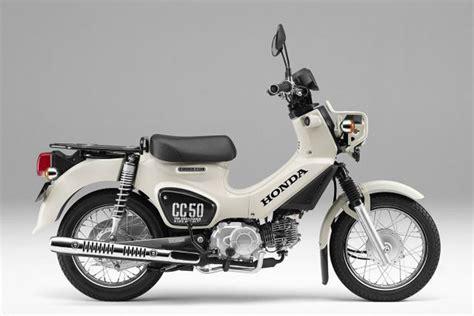 Honda Cub by 2018 Honda Cross Cub 110 Launched In Japan Bikesrepublic