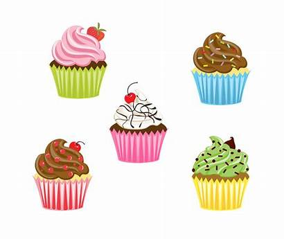 Cupcake Clipart Clip Cup Cliparts Cupcakes Scrapbooking