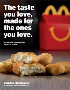 McDonald's Plans to Debut 'Cleaner' Chicken McNuggets ...