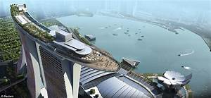 Marina Bay Sands Skypark Infinity Pool in Singapore (11 ...