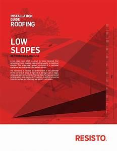 Low Slope Roof  U2013 20
