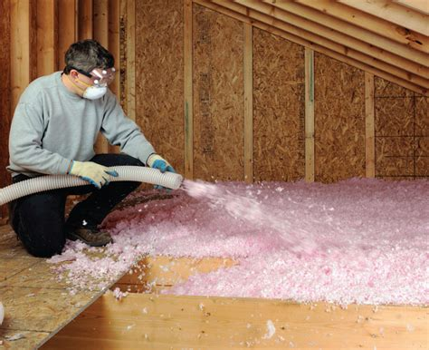 Blown In Insulation  Energy Sharks
