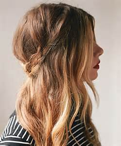 Hairstyles for Dirty Greasy Hair