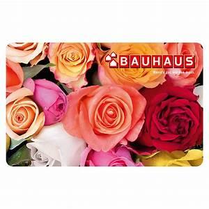 Bauhaus Gutschein Online : gutscheinkarte individueller betrag motiv rosen bauhaus ~ Whattoseeinmadrid.com Haus und Dekorationen