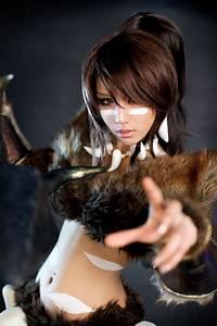 League of Legends Cosplay: Nidalee (Tasha)   An Exploring ...