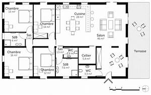plan maison moderne gratuit pdf With architecture plan de maison