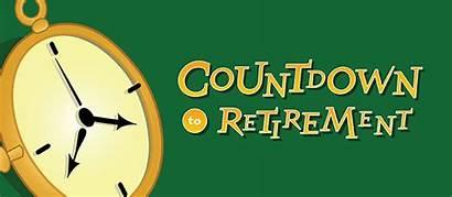 Retirement Countdown Serious Count Financial Practicalmoneyskills Considerations