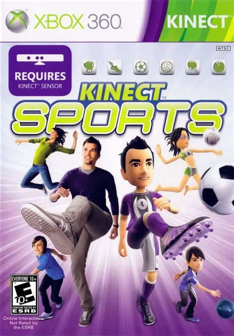 kinect sports xbox 360 review any 913 | kinect sports xbox 360 large