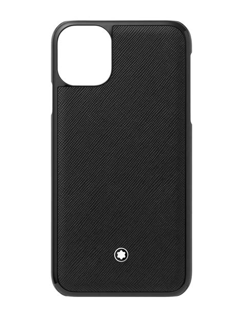 Montblanc Sartorial Apple iPhone 11 Hard Phone Case 127058