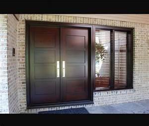 Doors Astonishing Double Wood Entry Doors Exterior Steel