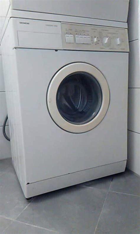 waschmaschine kaufen münchen waschmaschine siemens siwamat 5100 in m 252 nchen