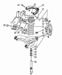 2001 Dodge Ram Front Suspension Diagram