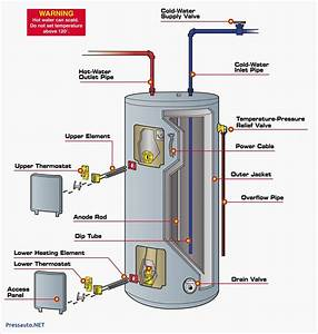 Rheem Electric Water Heater Diagram