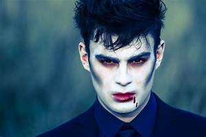 Halloween: Vampire Make up Tutorial YouTube