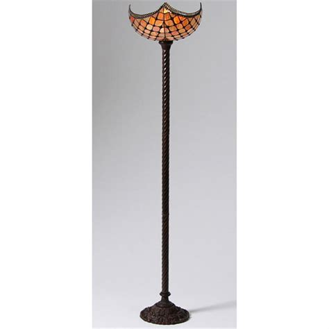 floor l vs torchiere warehouse of tiffany 174 royal torchiere floor l 224713 lighting at sportsman s guide