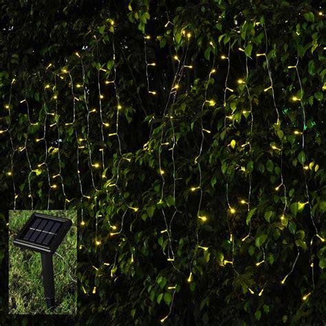 100 led christmas xmas string fairy wedding curtain light