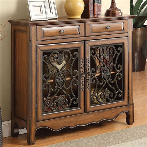 brown accent cabinet accent chests  cabinets