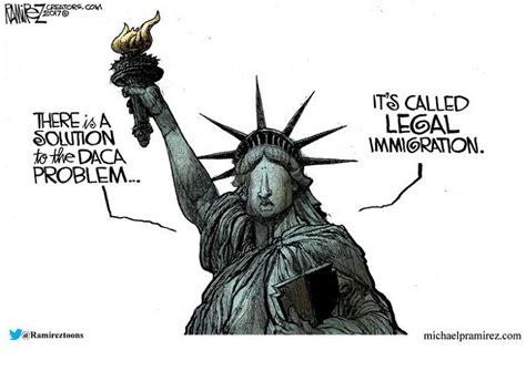 Immigration Cartoons