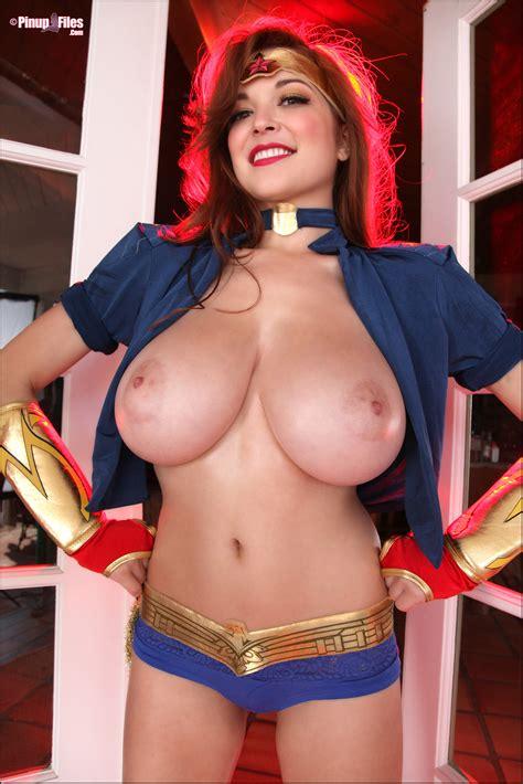 Tessa Fowler Wonder Woman