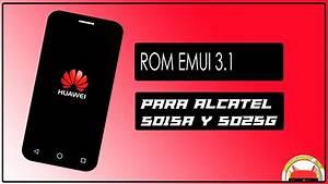 Rom Emui Para Alcatel 5015a Y 5025g