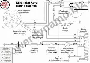 Powerdynamo For Mz Etz 125  150