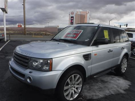 land rover range rover sport hse  sale  owner