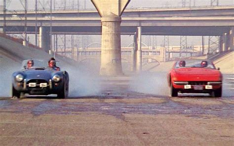 The flick has the working title ford vs. Carroll Shelby Ac Cobra 427 Ford Vs Ferrari - Ultimo Coche