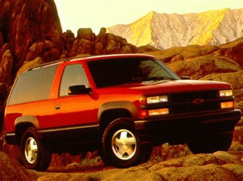 blue book used cars values 1997 ford aspire user handbook 1997 chevrolet tahoe sport utility 2d used car prices kelley blue book