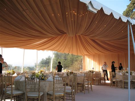Ceiling Tent by Gold Chiffon Ceiling Swag In Canopy Vista Designs