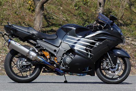 Kawasaki Jp by Beetから 2016年モデル Zx 14r対応マフラーが登場 カワサキイチバン