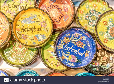 turkish souvenirs istanbul ceramic turkey s for turkish souvenirs sale on market stock photos turkish souvenirs sale on market stock images