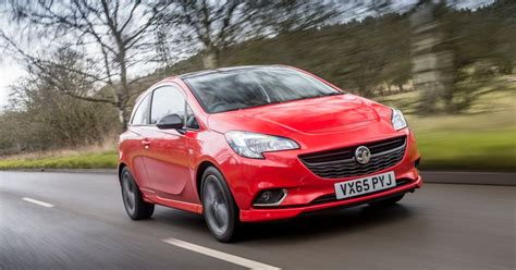 griffin vauxhall vauxhall corsa review griffin marque red line their