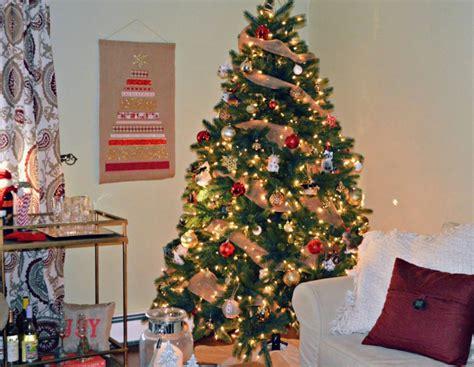 decoracion de arboles de navidad  el interior