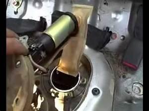 Honda Civic Fuel Pump Filter : replacing 2000 honda civic fuel pump youtube ~ A.2002-acura-tl-radio.info Haus und Dekorationen