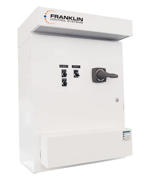 Series Vfd Bypass Package Franklin Control Systems