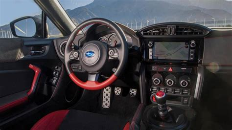Ts Interiors by 2018 Subaru Brz Ts Drive More Than Just A Wing